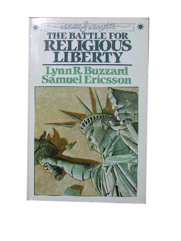 Image for The Battle for Religious Liberty.