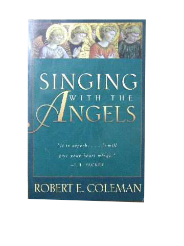 Image for Singing with the Angels.