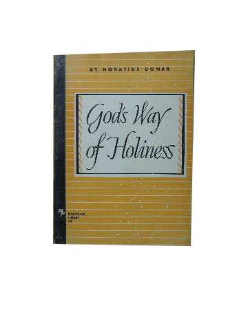 Image for Gods Way of Holiness.