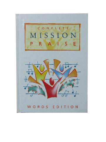 Image for Complete Mission Praise Words Edition.
