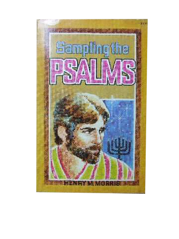 Image for Sampling the Psalms.