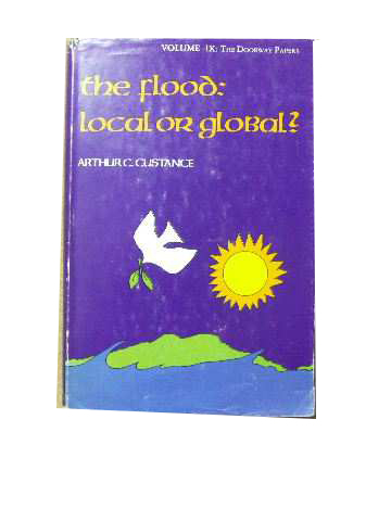 Image for The Flood: Local or Global?  Volume IX : The Doorway Papers