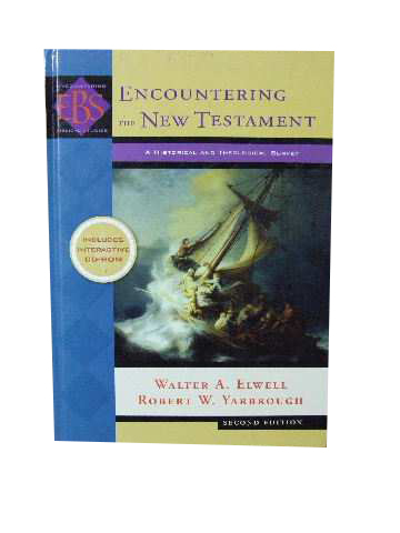 Image for Encountering the New Testament,: A Historical and Theological Survey (Second Edition)   (Encountering Biblical Studies)