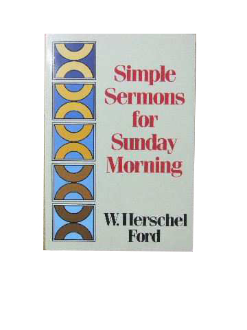 Image for Simple Sermons for Sunday Morning.