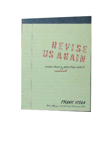 Image for Revise us Again  Living from a renewed Christian Spirit