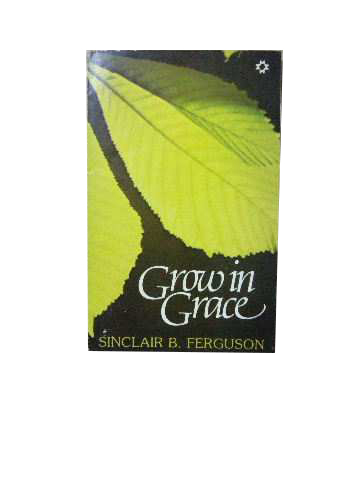 Image for Grow in Grace.