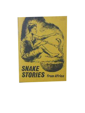 Image for Snake Stories from Africa.