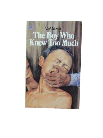 Image for THe Boy who knew too much.