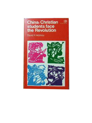 Image for China: Christian Students face the Revolution.