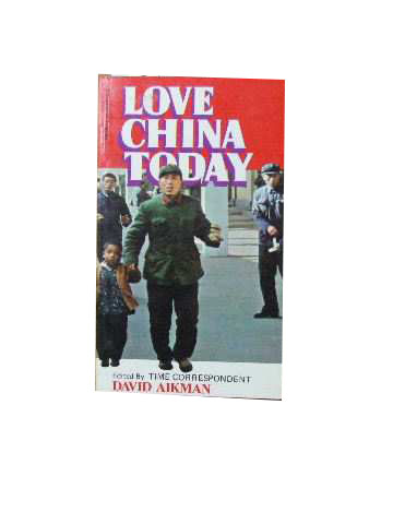 Image for Love China Today.