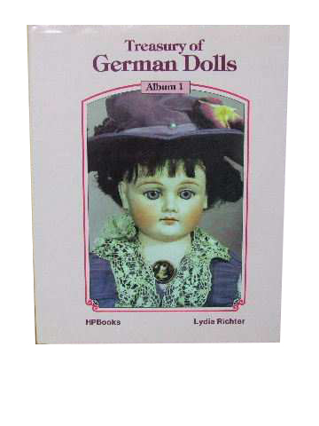 Image for Treasury of German Dolls  Album 1