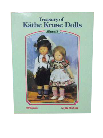 Image for Treasury of Kathe Kruse Dolls  Album 3
