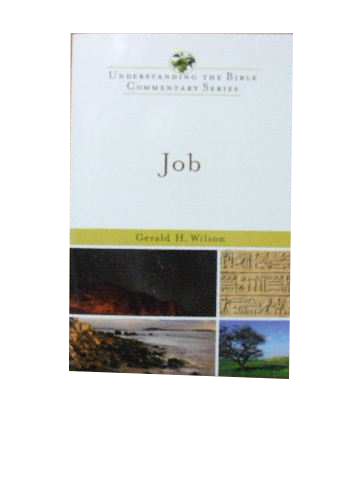 Image for Job (Understanding The Bible Commentary Series).