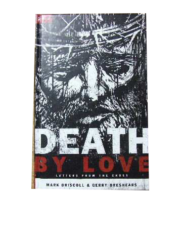 Image for Death by Love  Letters from the Cross