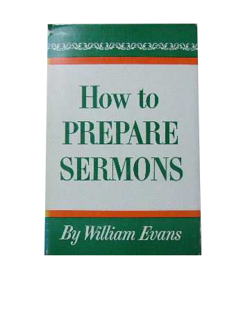 Image for How to prepare Sermons.
