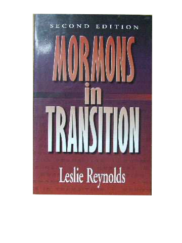 Image for Mormons in Transition.