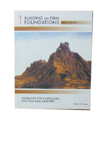 Image for Guidelines for Evangelism and teaching Believers  (Building on Firm Foundations series No. 1)
