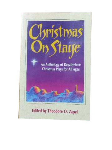 Image for Christmas on Stage  An anthology of royalty-free Christmas plays for all ages