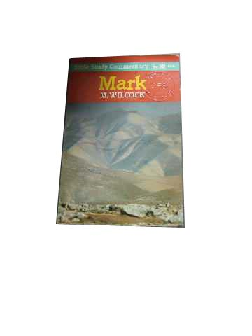 Image for Mark  (Bible Study Commentary)