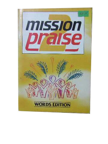 Image for Mission Praise 2  Words edition