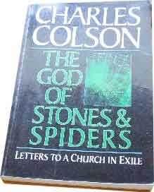 Image for The God of Stones & Spiders  Letters to a Church in Exile