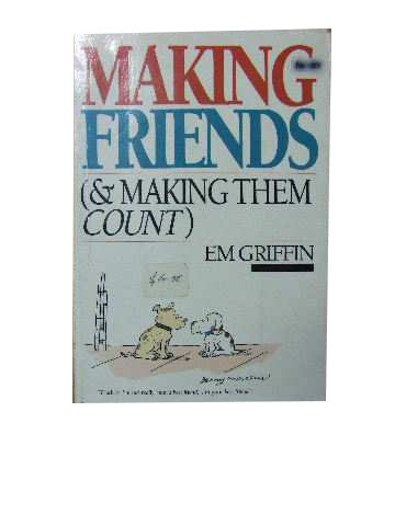 Image for Making Friends  And Making Them Count