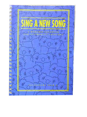 Image for Sing A New Song.