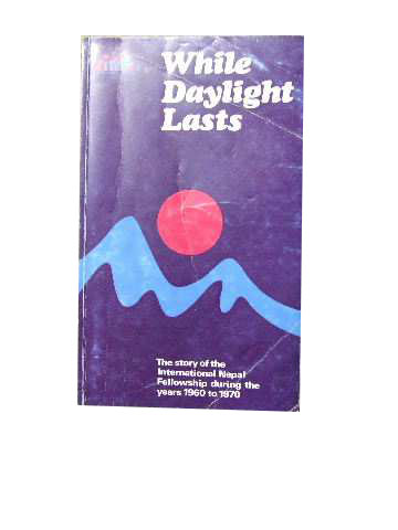 Image for While Daylight Lasts.