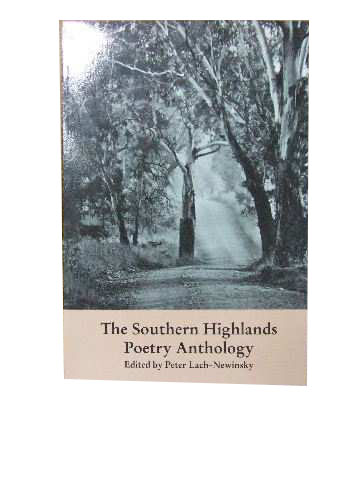 Image for The Southern Highlands Poetry Anthology.