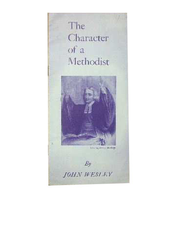 Image for The Character of a Methodist.