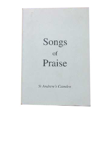 Image for Songs of Praise.