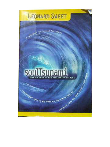 Image for Soul Tsunami  Sink or swim in new millennium culture
