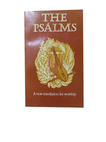 Image for The Psalms  A new translation for worship