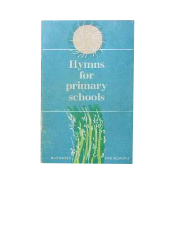 Image for Hymns for Primary Schools.