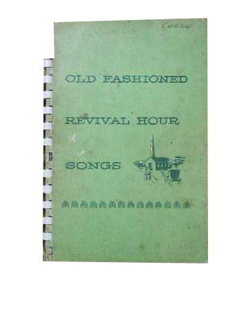 Image for Old Fashioned Revival Hour Songs.