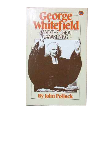 Image for George Whitefield and the Great Awakening.