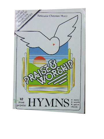 Image for 42 Most Popular Hymns  (harmony edition)