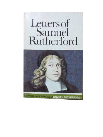 Image for Letters of Samuel Rutherford  A selection