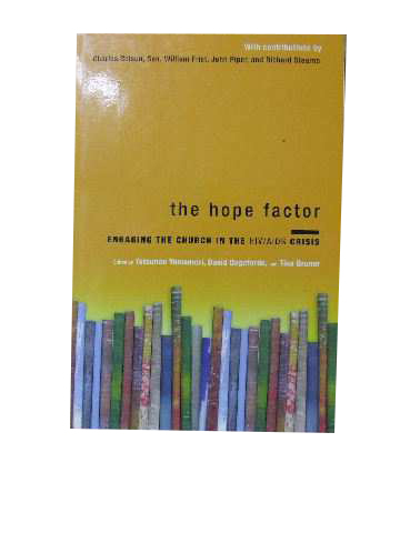 Image for The Hope Factor: Engaging the Church in the HIV/AIDS Crisis.