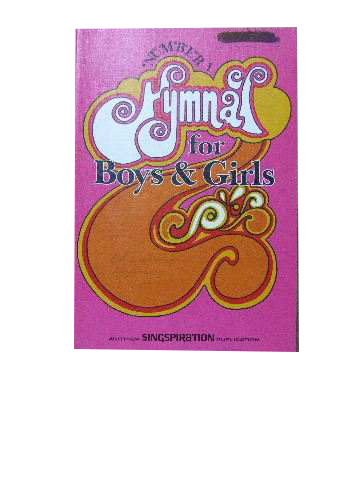 Image for Hymnal for Boys and Girls Number 1.