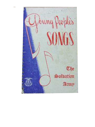 Image for Young People's Songs.