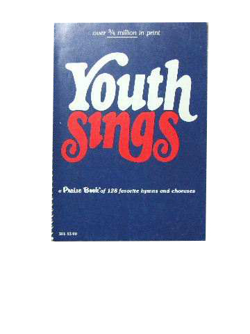 Image for Youth Sings  A Praise Book of 128 favourite hymns and choruses