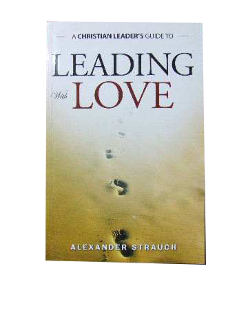 Image for Leading with Love.