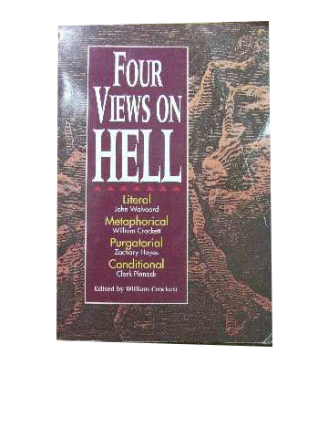 Image for Four Views on Hell.