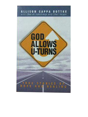 Image for God Allows U-Turns  True Stories of Hope and Healing