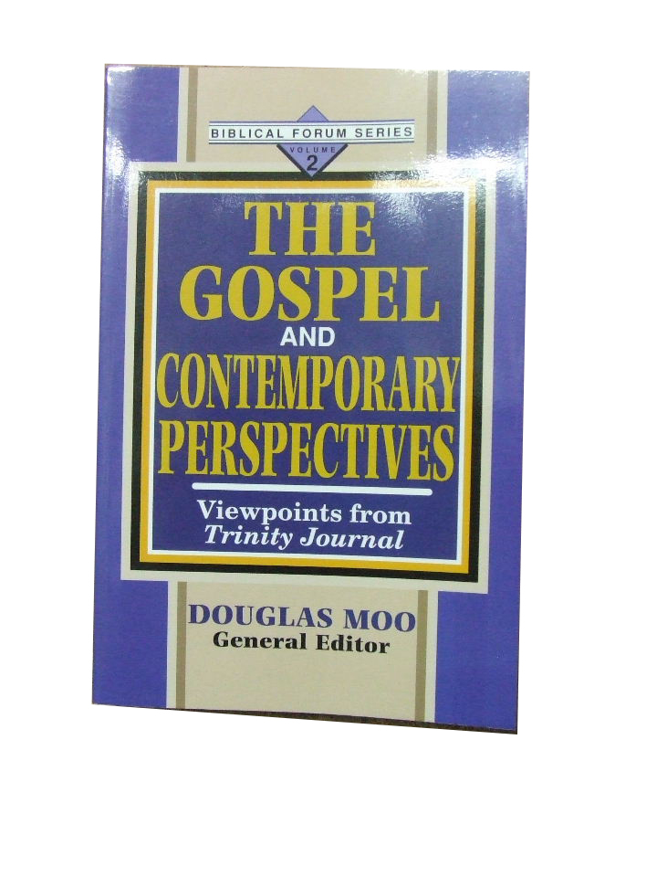 Image for The Gospel and Contemporary Perspectives,  Vol. 2: Viewpoints from Trinity Journal.