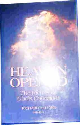 Image for Heaven Opened  The Riches of God's Covenant