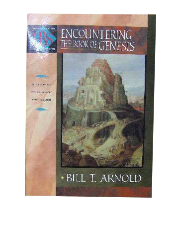 Image for Encountering the Book of Genesis  (Encountering Biblical Studies)