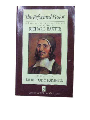 Image for The Reformed Pastor.