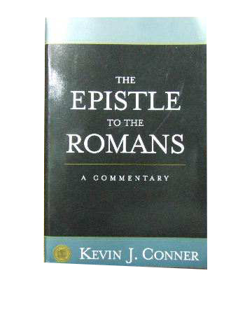 Image for The Epistle to the Romans  A Commentary